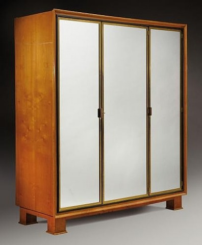 armoire by paul dupré-lafon