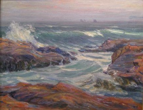 off the new england coast by oscar anderson