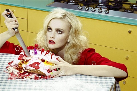 home works #7 by miles aldridge