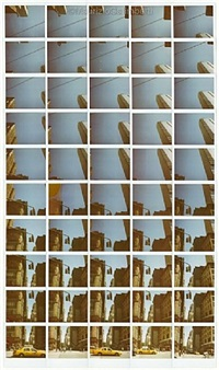 new york – fifth back by maurizio galimberti