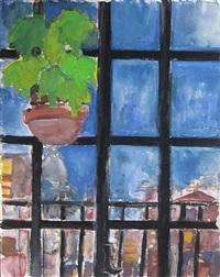 casement window by jane freilicher