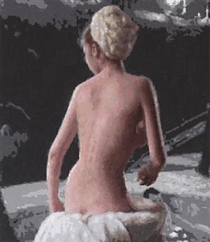 la petite baigneuse (00:32:41:12) by françois boisrond