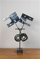 untitled kinetic sculpture by bruce stillman