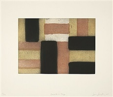 barcelona day by sean scully