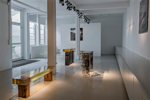 exhibition view 2 by studio nucleo