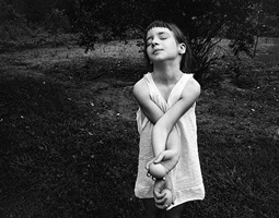 nancy, danville, virginia, 1969 by emmet gowin