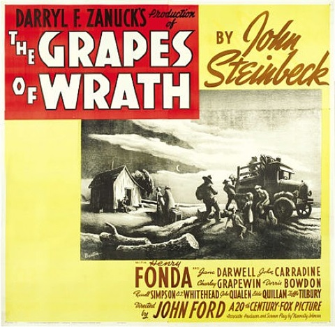 grapes of wrath by thomas hart benton