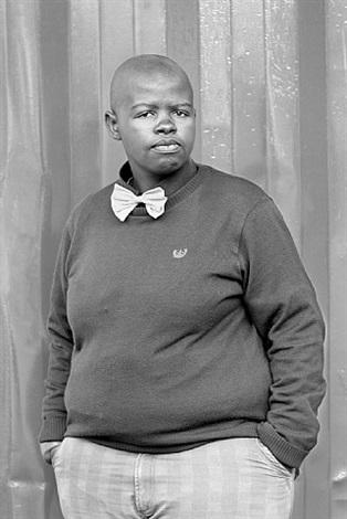 lungile cleo dladla, kwathema community hall, springs, johannesburg by zanele muholi