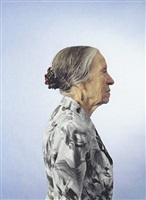 (cancomother), from the series <i>there is something i don't know</i> by jitka hanzlová