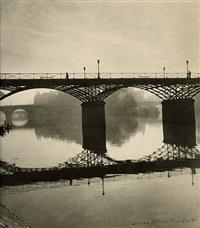 pont des arts by laure albin-guillot