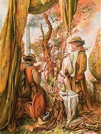 adam and eve and the akedah by samuel bak