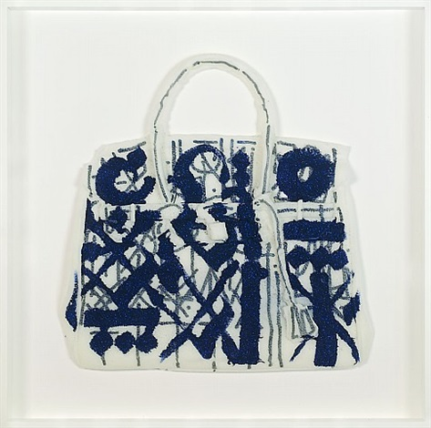 homemade birkin bag (retna collaboration) by shelter serra