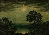 moonlight by ralph albert blakelock