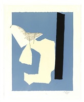 water's edge by robert motherwell