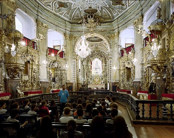 igreja matriz de nossa senhora by thomas struth
