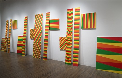 untitled (collective power) by rico gatson