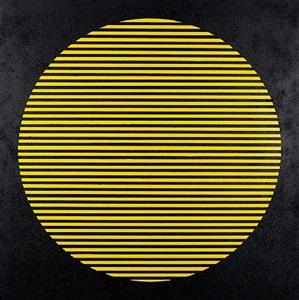 untitled (sun) by rico gatson