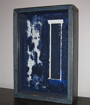untitled (hotel night-sky) by joseph cornell