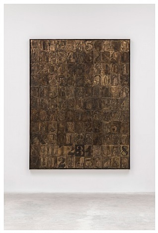 numbers by jasper johns
