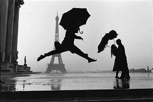 paris, france by elliott erwitt