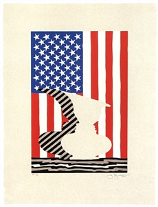 jasper johns recent prints by jasper johns