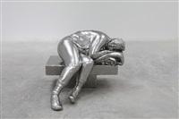 sleeping woman by charles ray