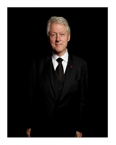 bill clinton by roxanne lowit