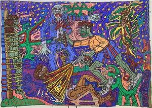 delivrance a violence by robert combas