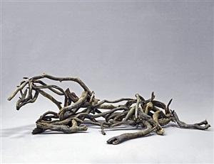 kamoe - lying down by deborah butterfield