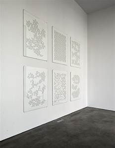 installation view by franka hörnschemeyer