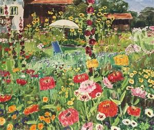 blumengarten by arnold balwé