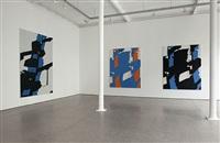 koen van den broek 'yaw' - installation view by koen van den broek
