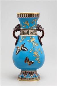 japonist vase by christopher dresser