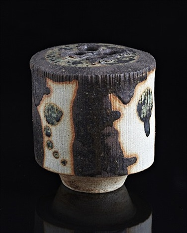 vessel with four holes by lotte maria reimers