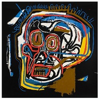 head by jean-michel basquiat