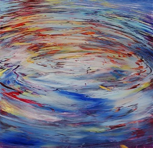 water circles by david allen dunlop