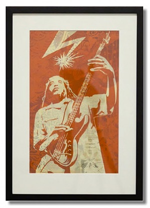 darryl jenifer by shepard fairey