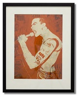 rollins by shepard fairey