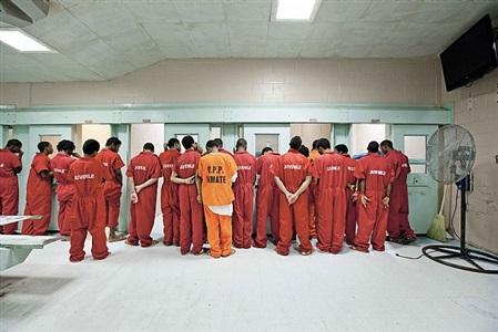 orleans parish prison, new orleans, louisiana, 1 by richard ross