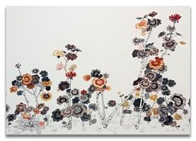 geranium by yukiko suto