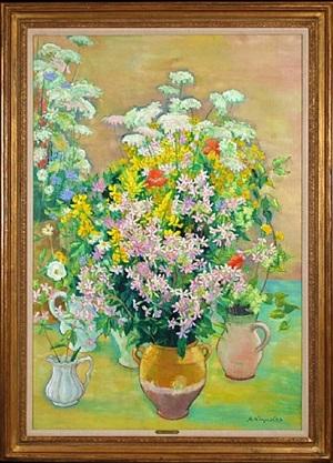 bouquet de provence by andré vignoles
