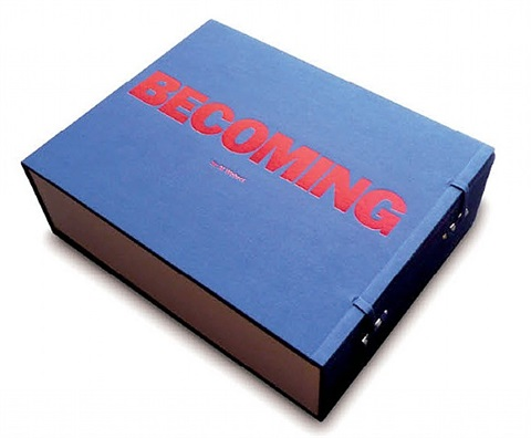 becoming (artist's book) by ai weiwei