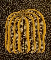 pumpkin t by yayoi kusama