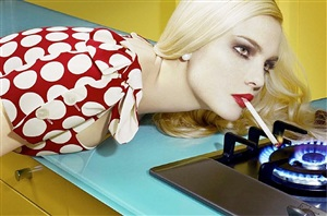 home works #3 by miles aldridge