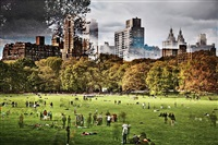 central park (new york, usa) by nicolas ruel