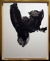 gesture series no. 14 by robert motherwell