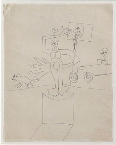traffic by jean cocteau