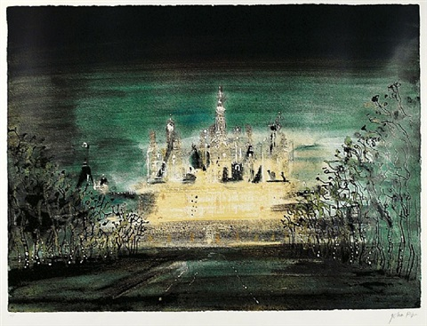 chambord by john piper