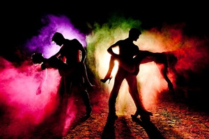 chromatic dips by tyler shields