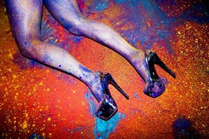 chromatic #2 by tyler shields